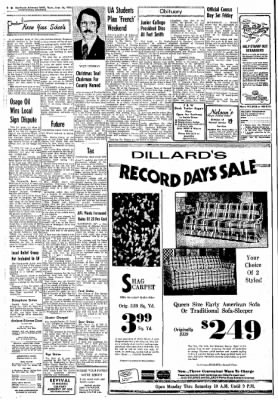 Northwest Arkansas Times from Fayetteville, Arkansas on September 26, 1974 · Page 2