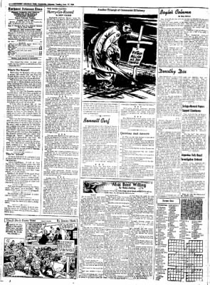 Northwest Arkansas Times from Fayetteville, Arkansas on June 17, 1952 · Page 4