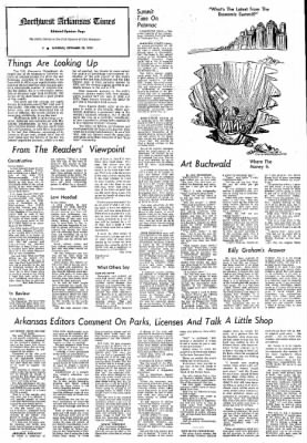 Northwest Arkansas Times from Fayetteville, Arkansas on September 28, 1974 · Page 4