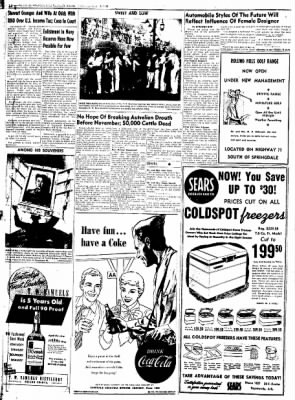Northwest Arkansas Times from Fayetteville, Arkansas on June 18, 1952 · Page 12