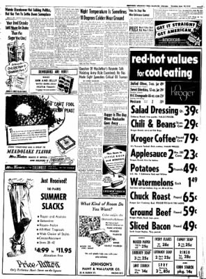 Northwest Arkansas Times from Fayetteville, Arkansas on June 19, 1952 · Page 7