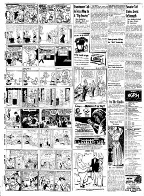 Northwest Arkansas Times from Fayetteville, Arkansas on June 20, 1952 · Page 8