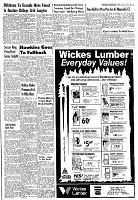 Northwest Arkansas Times from Fayetteville, Arkansas on October 2, 1974 · Page 13