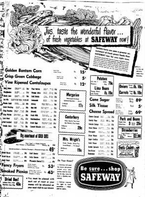 Northwest Arkansas Times from Fayetteville, Arkansas on June 26, 1952 · Page 12