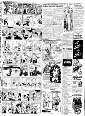 Northwest Arkansas Times from Fayetteville, Arkansas on June 26, 1952 · Page 14