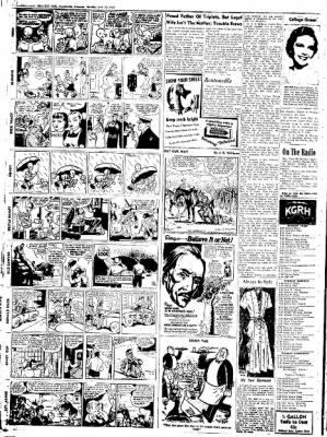 Northwest Arkansas Times from Fayetteville, Arkansas on June 30, 1952 · Page 10