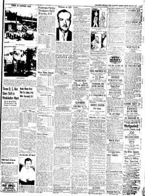 Northwest Arkansas Times from Fayetteville, Arkansas on June 30, 1952 · Page 11