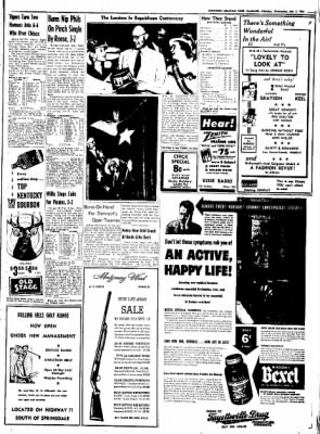 Northwest Arkansas Times from Fayetteville, Arkansas on July 2, 1952 · Page 3