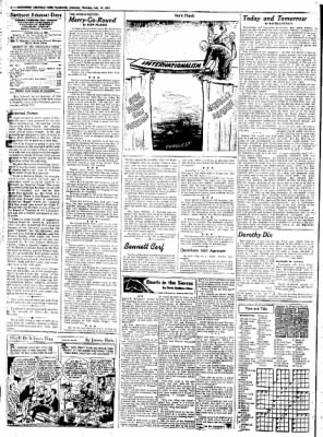 Northwest Arkansas Times from Fayetteville, Arkansas on July 10, 1952 · Page 4