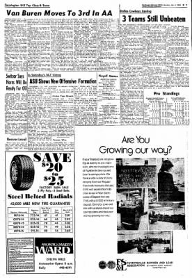 Northwest Arkansas Times from Fayetteville, Arkansas on October 7, 1974 · Page 9
