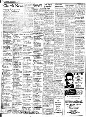 Northwest Arkansas Times from Fayetteville, Arkansas on July 12, 1952 · Page 2