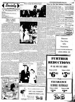 Northwest Arkansas Times from Fayetteville, Arkansas on July 12, 1952 · Page 3