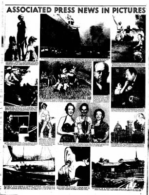 Northwest Arkansas Times from Fayetteville, Arkansas on July 12, 1952 · Page 6