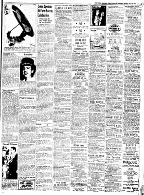 Northwest Arkansas Times from Fayetteville, Arkansas on July 14, 1952 · Page 9