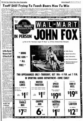 Northwest Arkansas Times from Fayetteville, Arkansas on October 9, 1974 · Page 16