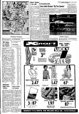 Northwest Arkansas Times from Fayetteville, Arkansas on October 9, 1974 · Page 24
