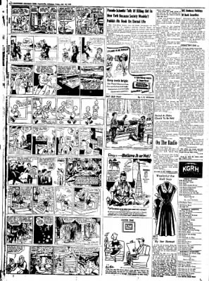 Northwest Arkansas Times from Fayetteville, Arkansas on July 18, 1952 · Page 6