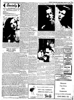 Northwest Arkansas Times from Fayetteville, Arkansas on July 19, 1952 · Page 3