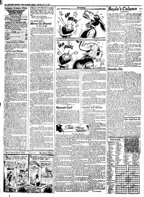 Northwest Arkansas Times from Fayetteville, Arkansas on July 19, 1952 · Page 4