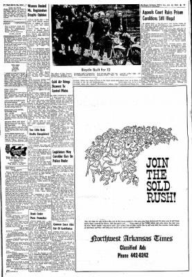 Northwest Arkansas Times from Fayetteville, Arkansas on October 12, 1974 · Page 11