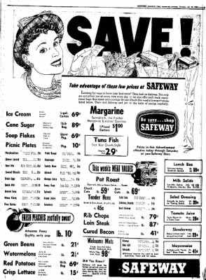 Northwest Arkansas Times from Fayetteville, Arkansas on July 24, 1952 · Page 9