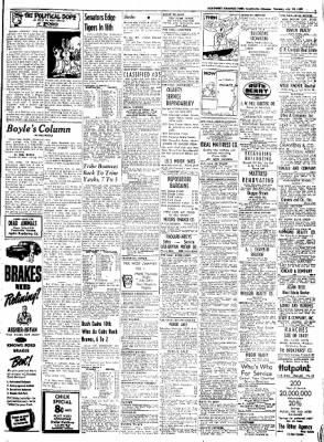 Northwest Arkansas Times from Fayetteville, Arkansas on July 24, 1952 · Page 13