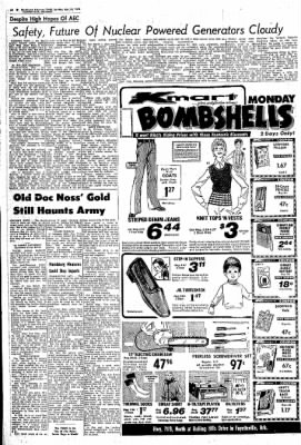 Northwest Arkansas Times from Fayetteville, Arkansas on October 13, 1974 · Page 22
