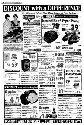 Northwest Arkansas Times from Fayetteville, Arkansas on October 13, 1974 · Page 48
