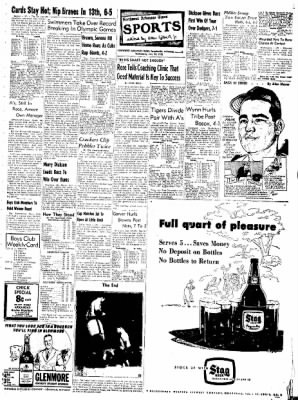 Northwest Arkansas Times from Fayetteville, Arkansas on July 30, 1952 · Page 5