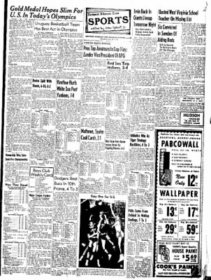 Northwest Arkansas Times from Fayetteville, Arkansas on July 31, 1952 · Page 11