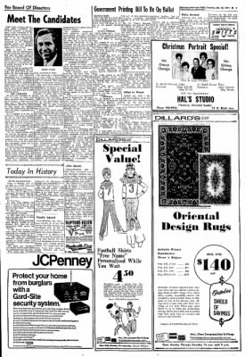 Northwest Arkansas Times from Fayetteville, Arkansas on October 15, 1974 · Page 5