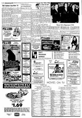 Northwest Arkansas Times from Fayetteville, Arkansas on October 15, 1974 · Page 12