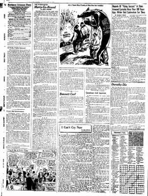 Northwest Arkansas Times from Fayetteville, Arkansas on August 7, 1952 · Page 4