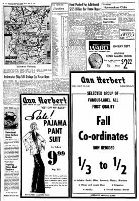 Northwest Arkansas Times from Fayetteville, Arkansas on October 17, 1974 · Page 10