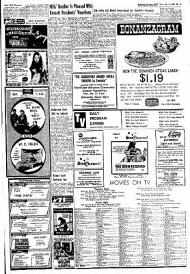 Northwest Arkansas Times from Fayetteville, Arkansas on October 17, 1974 · Page 21