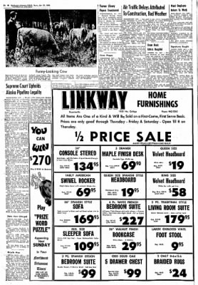 Northwest Arkansas Times from Fayetteville, Arkansas on October 17, 1974 · Page 26