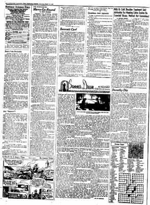 Northwest Arkansas Times from Fayetteville, Arkansas on August 9, 1952 · Page 4