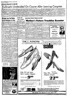 Northwest Arkansas Times from Fayetteville, Arkansas on October 20, 1974 · Page 14