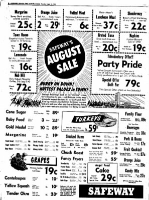 Northwest Arkansas Times from Fayetteville, Arkansas on August 14, 1952 · Page 8