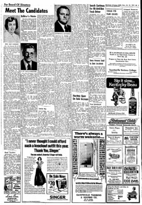 Northwest Arkansas Times from Fayetteville, Arkansas on October 21, 1974 · Page 3