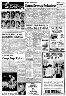 Northwest Arkansas Times from Fayetteville, Arkansas on October 22, 1974 · Page 7