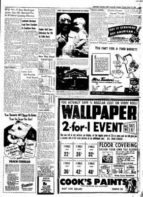 Northwest Arkansas Times from Fayetteville, Arkansas on August 21, 1952 · Page 11