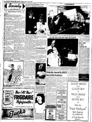 Northwest Arkansas Times from Fayetteville, Arkansas on August 22, 1952 · Page 2