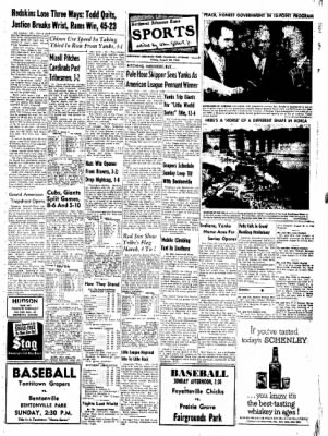 Northwest Arkansas Times from Fayetteville, Arkansas on August 22, 1952 · Page 5