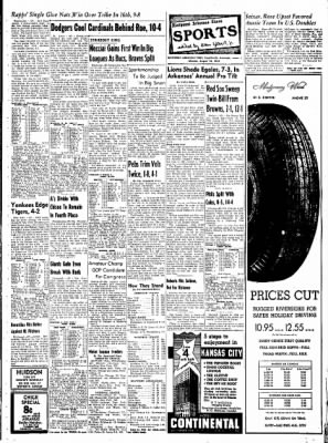 Northwest Arkansas Times from Fayetteville, Arkansas on August 25, 1952 · Page 7