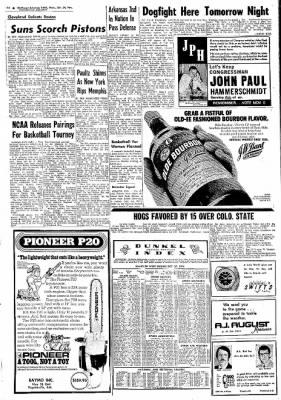 Northwest Arkansas Times from Fayetteville, Arkansas on October 24, 1974 · Page 16