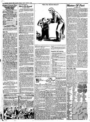 Northwest Arkansas Times from Fayetteville, Arkansas on September 1, 1952 · Page 4