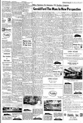 Northwest Arkansas Times from Fayetteville, Arkansas on October 27, 1974 · Page 31