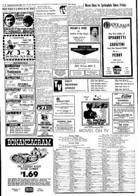 Northwest Arkansas Times from Fayetteville, Arkansas on October 28, 1974 · Page 16