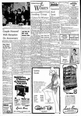 Northwest Arkansas Times from Fayetteville, Arkansas on October 29, 1974 · Page 3